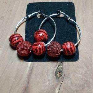 💕3/15💕 loop earrings